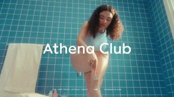 Athena Club Razor TV Spot, 'Habit' - Thumbnail 1