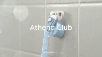 Athena Club Razor TV Spot, 'Habit' - Thumbnail 8