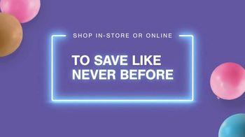 Ashley HomeStore Ash Bash TV Spot, 'Save Like Never Before' - Thumbnail 6