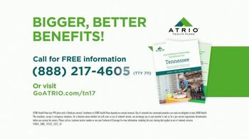 ATRIO Health Plans TV Spot, 'Bigger Better Benefits' - Thumbnail 10