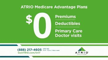 ATRIO Health Plans TV Spot, 'Bigger Better Benefits' - Thumbnail 6
