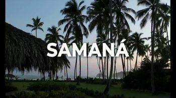 Dominican Republic Tourism Ministry TV Spot, 'Samaná' [Spanish]