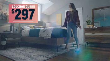 Rooms to Go Venta de Otoño TV Spot, 'Liquidación de Therapedic' [Spanish]
