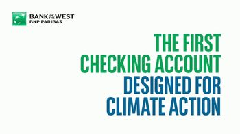 Bank of the West TV Spot, 'Climate Action'