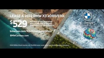BMW TV Spot, 'There's an X for That' Song by NOISY [T1] - Thumbnail 10