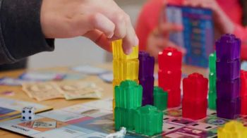 Monopoly Builder TV Spot, 'The Next Level: At Home Reality'