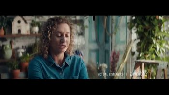 Audible Inc. TV Spot, 'Actual Listeners: Hooked Really Fast' - Thumbnail 1