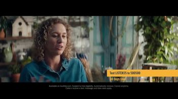 Audible Inc. TV Spot, 'Actual Listeners: Hooked Really Fast' - Thumbnail 6