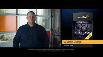 Audible Inc. TV Spot, 'Actual Listeners: Hooked Really Fast' - Thumbnail 7