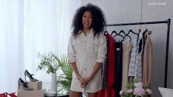 JustFab.com TV Spot, 'Shop Aoki''s Favorite Fall Styles' Feat. Aoki Lee Simmons