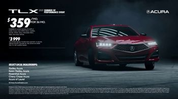Acura Summer of Performance Event TV Spot, 'A Higher Institution' [T2] - Thumbnail 9