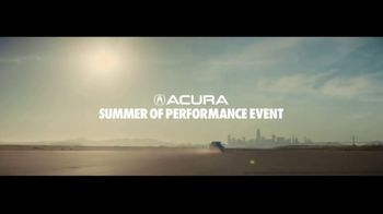Acura Summer of Performance Event TV Spot, 'A Higher Institution' [T2] - Thumbnail 7