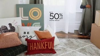 Kohl's Home Sale TV Spot, 'Everything You Need to Feel Right at Home'