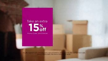 Kohl's Home Sale TV Spot, 'Everything You Need to Feel Right at Home' - Thumbnail 6