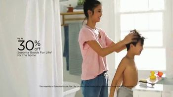 Kohl's Sonoma Goods for Life TV Spot, 'Make Life Better: Extra 15% Off and $10 Cash' Song by Grace Mesa - Thumbnail 6