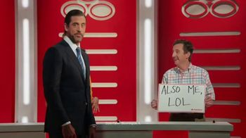 State Farm TV Spot, 'Game Show' Featuring Aaron Rodgers