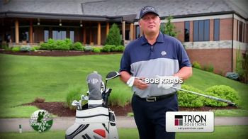 Trion Solutions TV Spot, 'Tip of the Week: Long Shot' Featuring Bob Krause