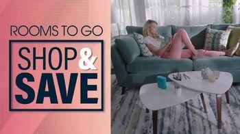 Rooms to Go Fall Sale TV Spot, 'Sofa Vergara Four Piece Sectional' - Thumbnail 4