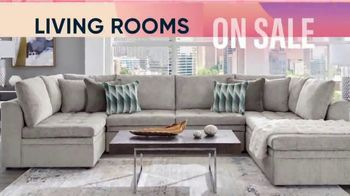 Rooms to Go Fall Sale TV Spot, 'Five Days'