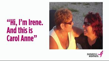 Susan G. Komen for the Cure TV Spot, 'Irene's Komen Story'