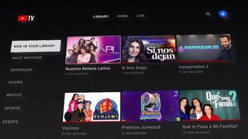 YouTube TV TV Spot, 'Tu programación favorita' [Spanish] - Thumbnail 4