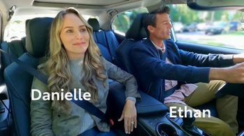 Toyota Fall Savings TV Spot, 'Back in Washington: Camry' Featuring Danielle Demski, Ethan Erickson [T2] - Thumbnail 1