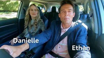 Toyota Fall Savings TV Spot, 'Back in Washington: Camry' Featuring Danielle Demski, Ethan Erickson [T2] - Thumbnail 2
