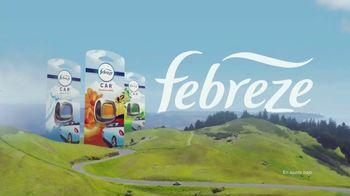 Febreze Car Vent Clip TV Spot, 'Olor de libertad' [Spanish]