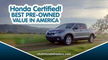 Honda Certified Dream Deal Sales Event TV Spot, 'Get a Dream Deal' [T2] - Thumbnail 3