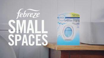 Febreze Small Spaces TV Spot, 'Refresca espacios pequeños' [Spanish]