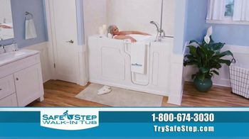 Safe Step TV Spot, 'Look No Further: Free Shower Package, Free SpaSounds Speaker, $1,500 Off' - Thumbnail 7