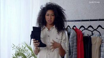 JustFab.com TV Spot, 'Lou Stiletto Bootie' Feat. Aoki Lee Simmons