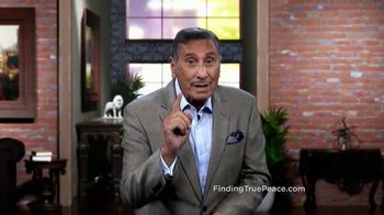 Leading the Way with Dr. Michael Youssef TV Spot, 'Pressures of Life'