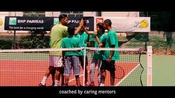 BNP Paribas TV Spot, 'A Passion for Tennis'