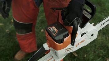 STIHL AK Series TV Spot, 'Discover Battery Power'
