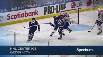 Spectrum TV Spot, 'NHL Center Ice'