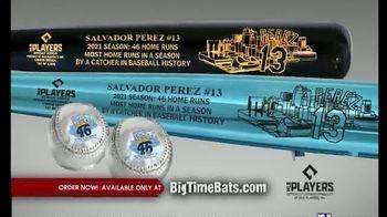 Big Time Bats TV Spot, 'Salvador Perez Home Run Record'