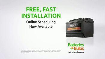 Batteries Plus TV Spot, 'Do More: Free Installation' - Thumbnail 7