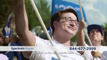 Spectrum Mobile Unlimited TV Spot, 'The Best Deal in Mobile'