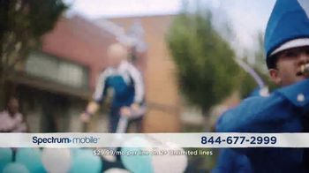 Spectrum Mobile Unlimited TV Spot, 'The Best Deal in Mobile' - Thumbnail 3