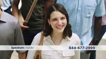 Spectrum Mobile Unlimited TV Spot, 'The Best Deal in Mobile' - Thumbnail 8