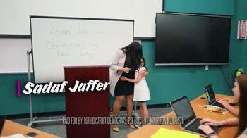 16th District Democrats TV Spot, 'Roy Freiman & Sadaf Jaffer: Working Experience' - Thumbnail 10