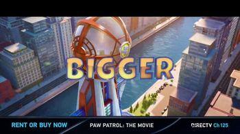 DIRECTV Cinema TV Spot, 'Paw Patrol: The Movie'