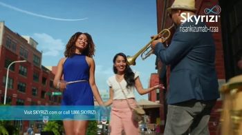 SKYRIZI TV Spot, 'Downtown Getaway'