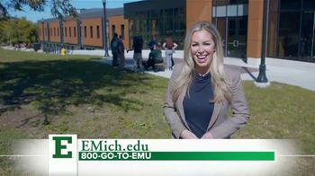 Eastern Michigan University TV Spot, 'Student Tour: Game Above' - Thumbnail 1