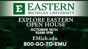 Eastern Michigan University TV Spot, 'Student Tour: Game Above' - Thumbnail 8
