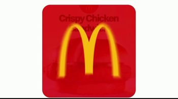 McDonald's Crispy Chicken Sandwich TV Spot, 'Juicy Pickles' Song by Tay Keith - Thumbnail 8