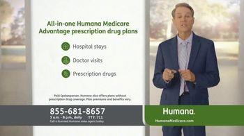 Humana Medicare Advantage Prescription Drug Plans  TV Spot, 'All-in-One: Free Decision Guide'