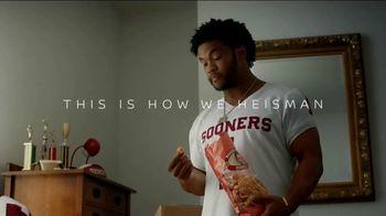 Nissan TV Spot, 'Heisman House: Roomin' With Baker' Featuring Baker Mayfield [T1]