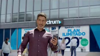 Spectrum Mobile Plan Ilimitado TV Spot, 'Gigantes' [Spanish]